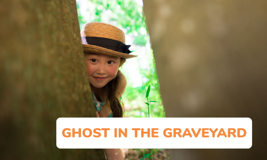 ghost in the graveyard game