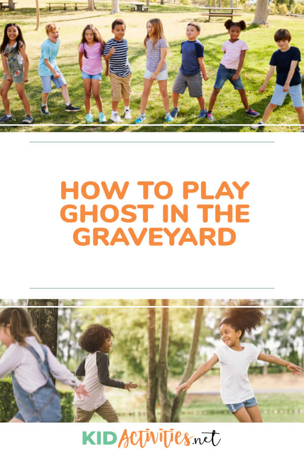 Learn how to play ghost in the graveyard. This fun game can be played anywhere provided there's enough space and hiding places.
