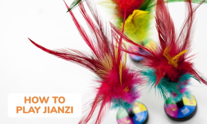 jianzi game instructions