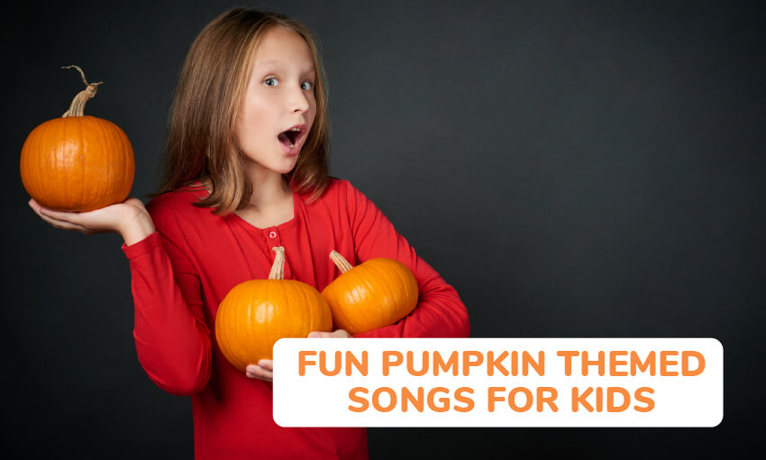 pumpkin themed songs for kids.