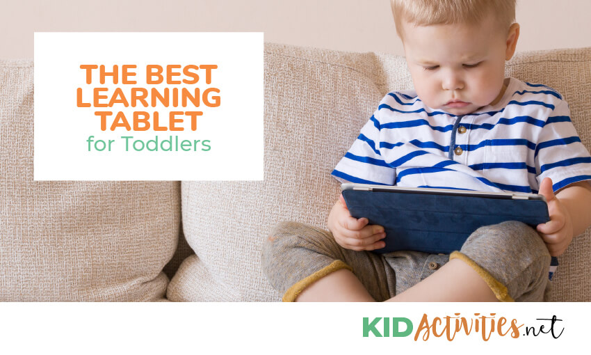Best learning tablet for toddlers