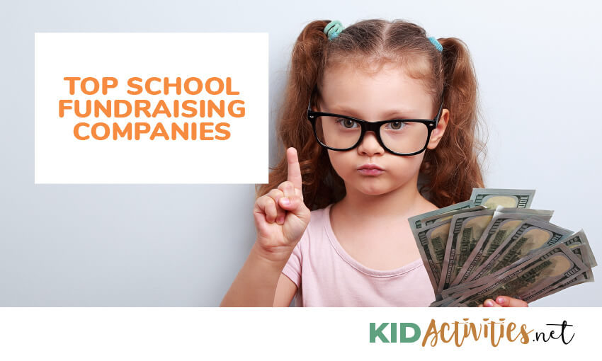 top school fundraising companies