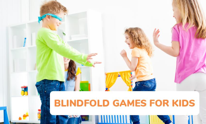 blindfold games