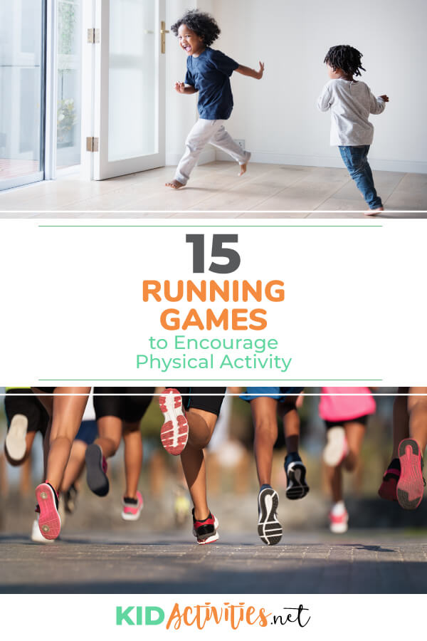 A collection of running games for kids to play.