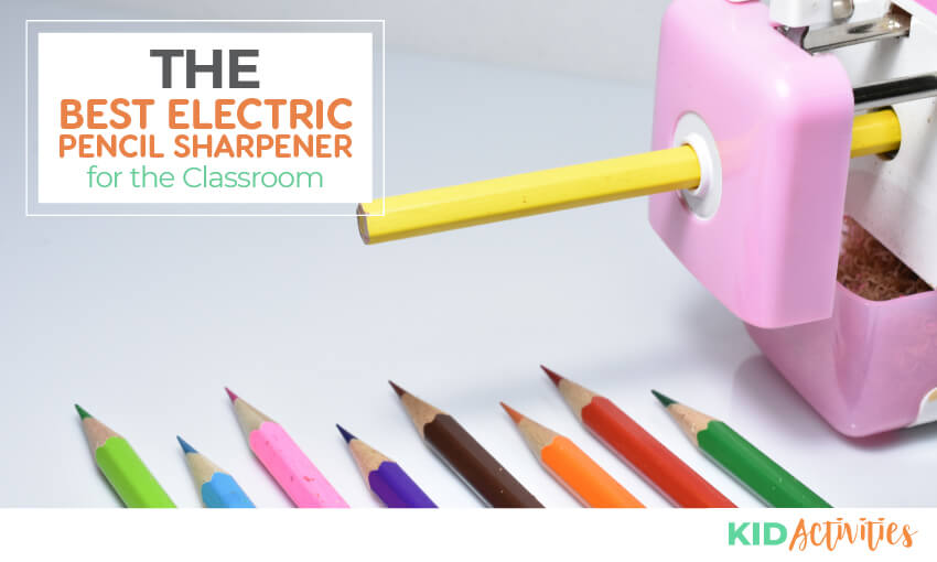 A collection of great pencil sharpeners for the classroom.