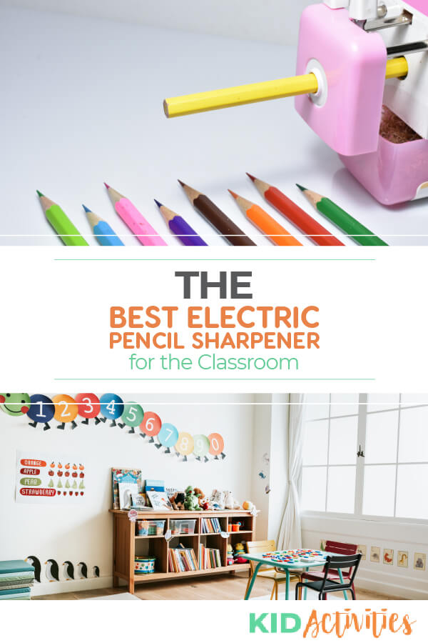 A collection of 4 great pencil sharpeners for the classroom.