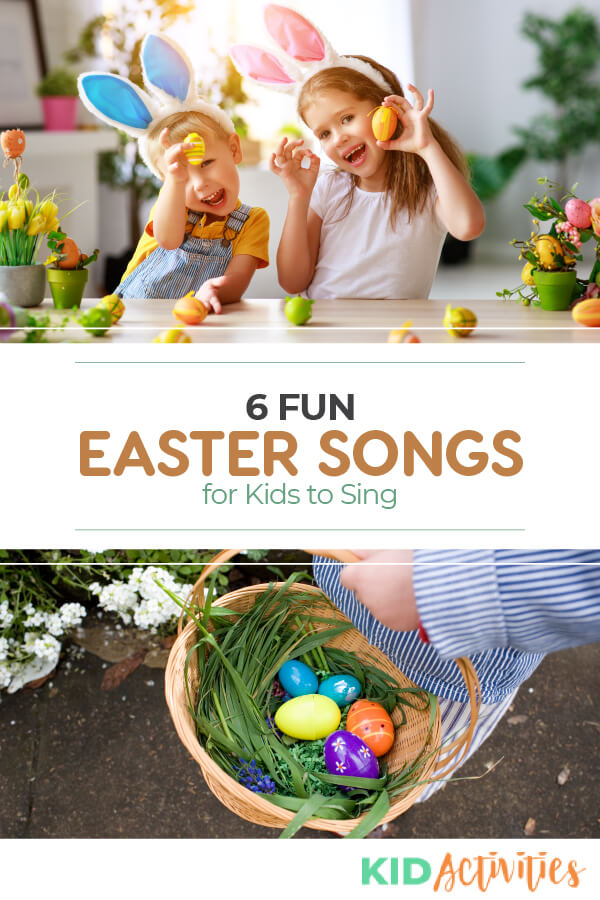 A collection of 6 Easters songs for kids to sing. Great for the classroom or at home.