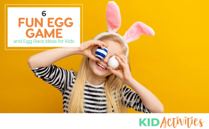 A collection of fun egg games for kids.