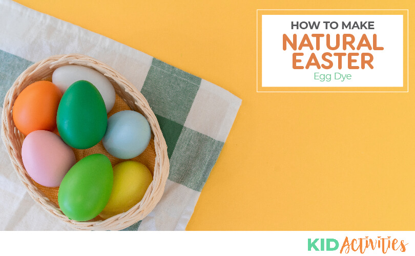 A collection of DIY natural egg dyeing ideas.