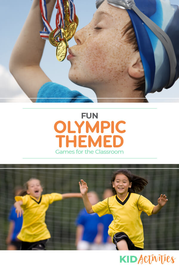 Want to have your own Olympics? Check out these fun Olympic themed game ideas. Great for school, especially gym class.